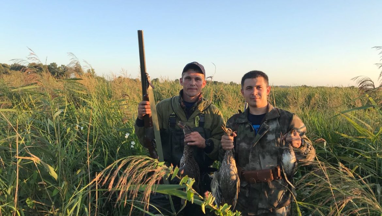 Открытие «Утиной» охоты!!!